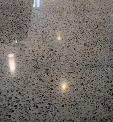 How much do polished concrete floors cost and are they easy